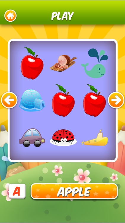 ABC Flashcards - First Words screenshot-4