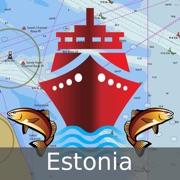 i-Boating:Estonia Marine Charts & Navigation Maps