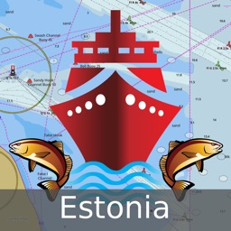 i-Boating:Estonia Marine Charts & Navigation Maps