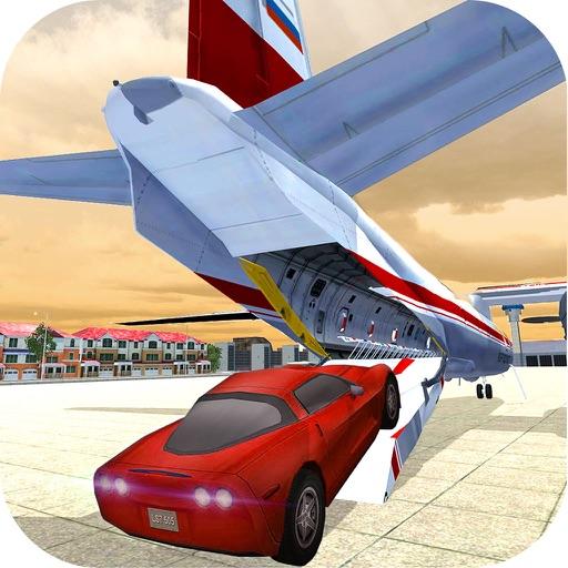Airplane Runway Landing