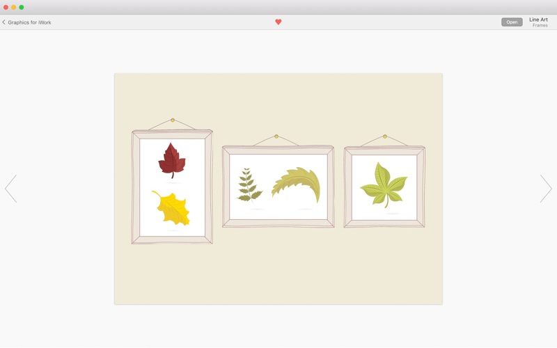 Decor Graphics - Templates Lab Screenshots
