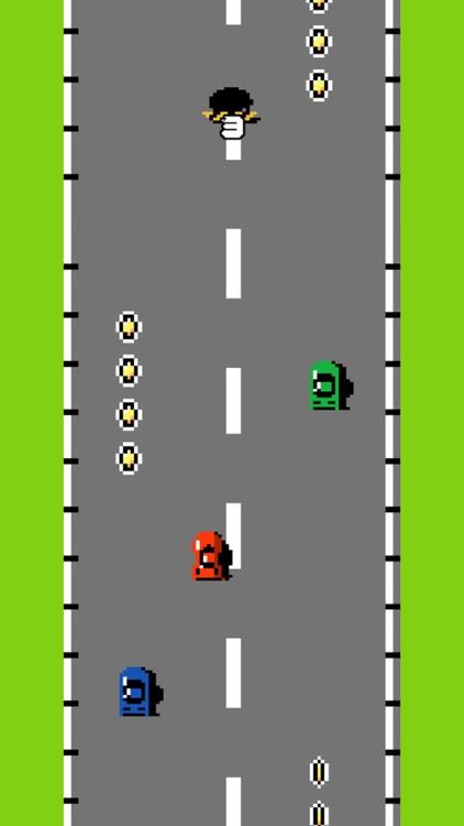 Highway Horizon Rush