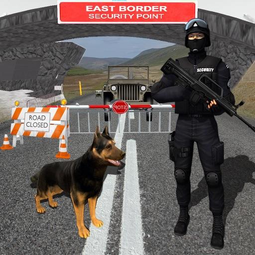 Sniffer Dog Agent : Help Border Patrol Agency USBP