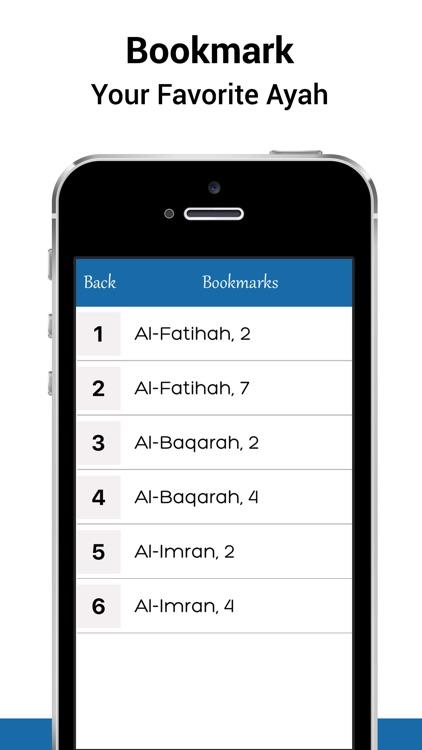 Quran Reading® – Quran with Audio & Translation screenshot-3