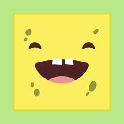 Squared Emojis