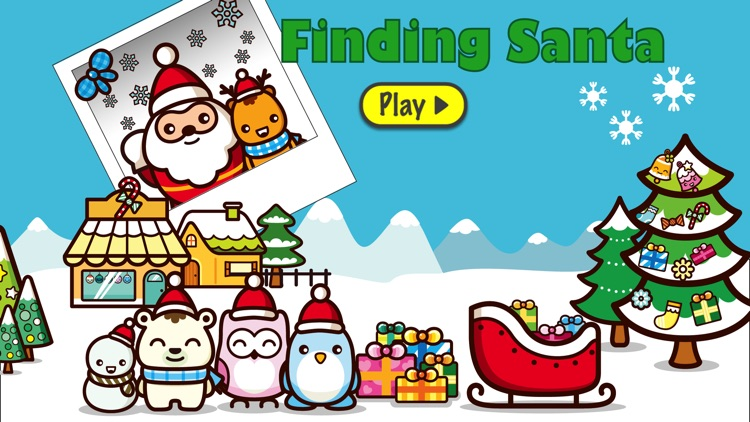 Finding Santa! screenshot-0