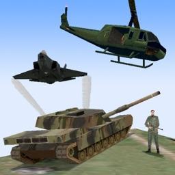 Tank Island 3D - Conventional war simulator