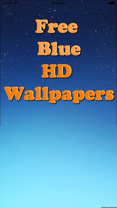 Blue Wallpapers(HD) - Best Backgrounds & Themes screenshot three