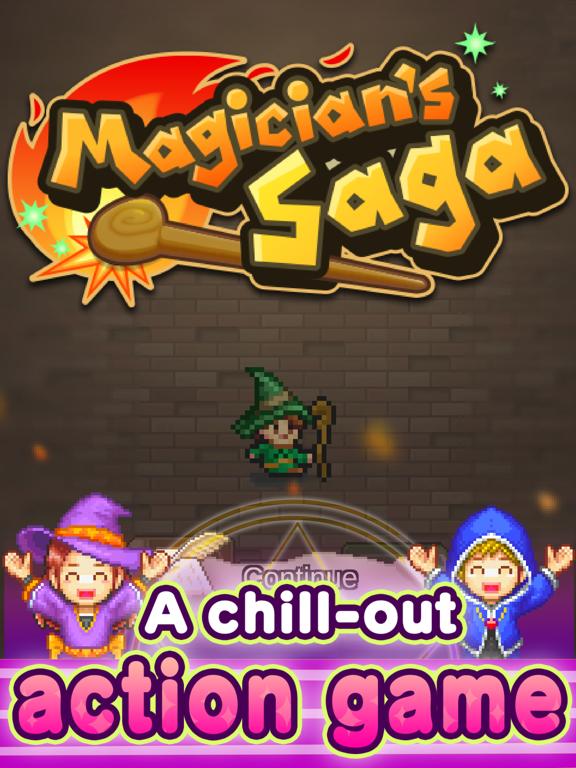 Magician's Saga screenshot 8