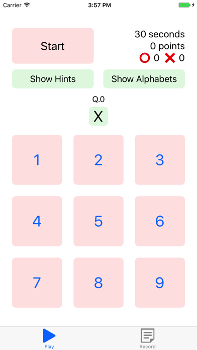 Pythagorean numerology learning screenshot one
