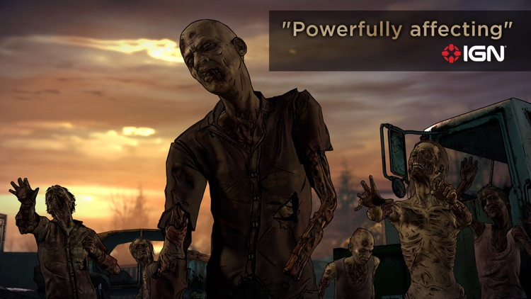 The Walking Dead: A New Frontier screenshot-4
