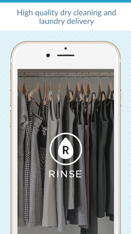 Rinse - Quality Dry Cleaning and Laundry Delivery