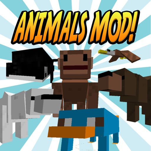 ANIMALS MOD with Shark for Minecraft PC Guide