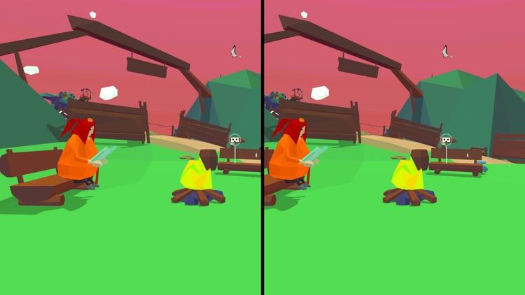 Trail World VR Virtual Reality screenshot-4