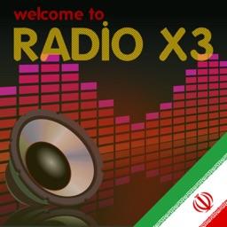 از ايران راديو - X3 Iran Radio