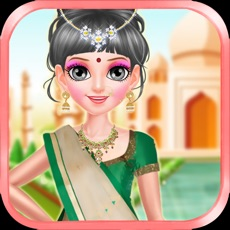 Activities of Indian Doll - Fashion Makeover Games For Girls