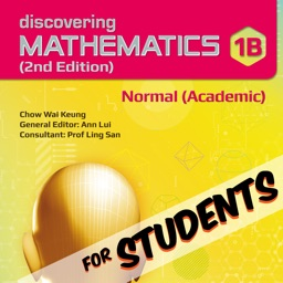 Discovering Mathematics 1B (NA) for Students