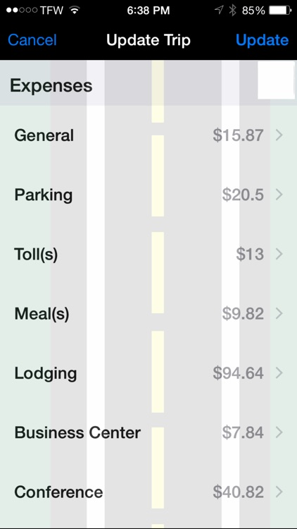 Track My Mileage And Expenses screenshot-3