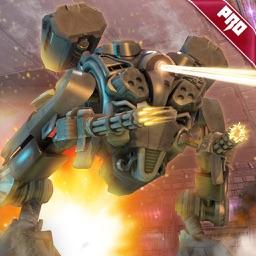 Transform Space Robot War Hero