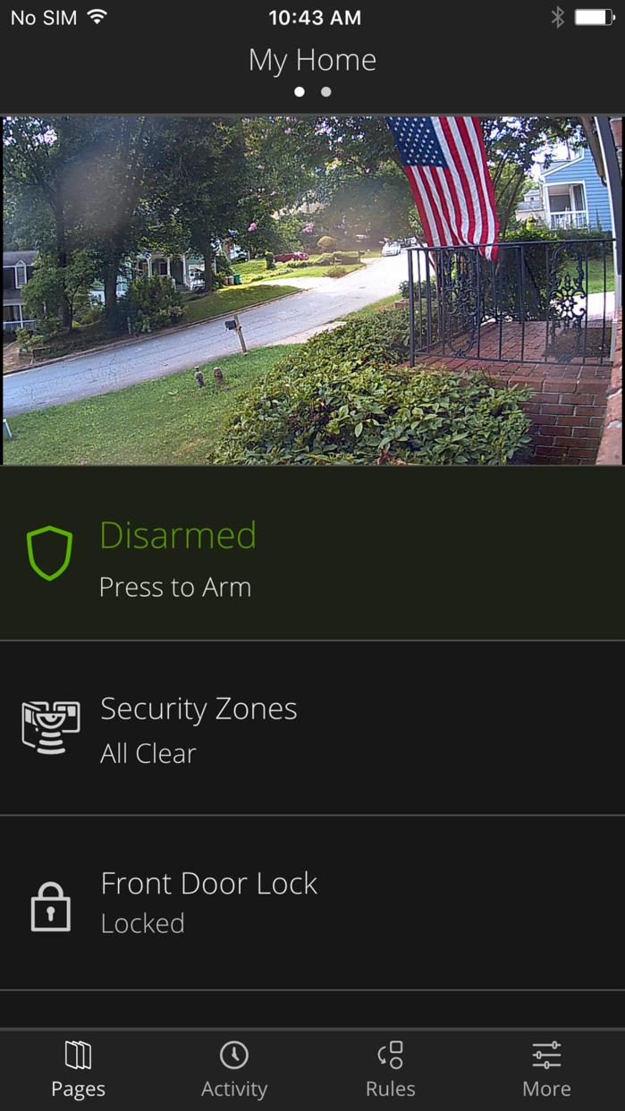 Cox Homelife Screenshot