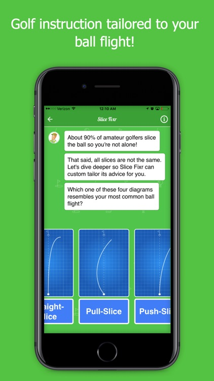 Slice Fixr - Golf Instruction & Practice Drills screenshot-0