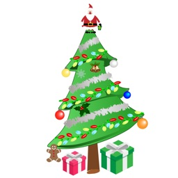 O XMas Tree! - Decorate a Christmas Tree Together!