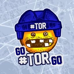 Old Time Hockey Mojis - #TOR