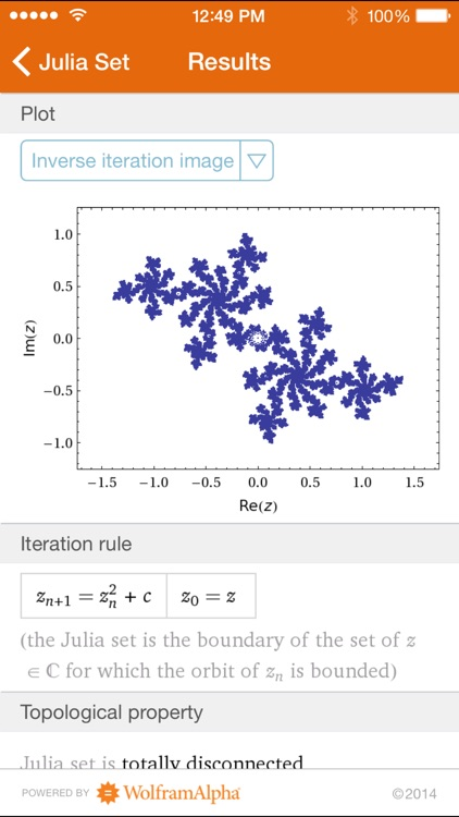 Wolfram Fractals Reference App screenshot-2