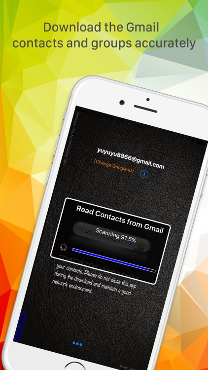 Download Contacts for Google