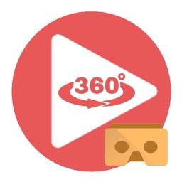 Cardboard Videos. VR - Virtual reality 360 player