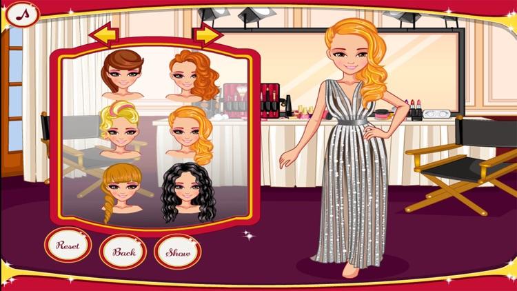 Princess Salon Makeover Spa Fashion Dress Up games screenshot-4