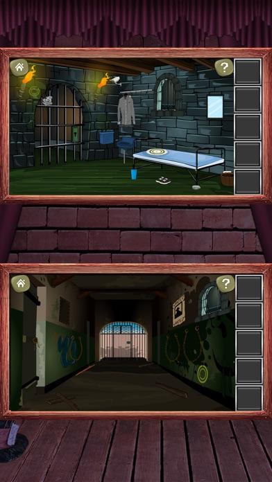 Escape The Rooms:The Prison Escape Of Castle screenshot one