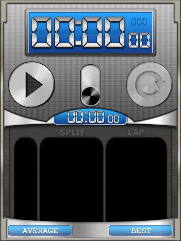 Stopwatch XL HD | App Price Drops