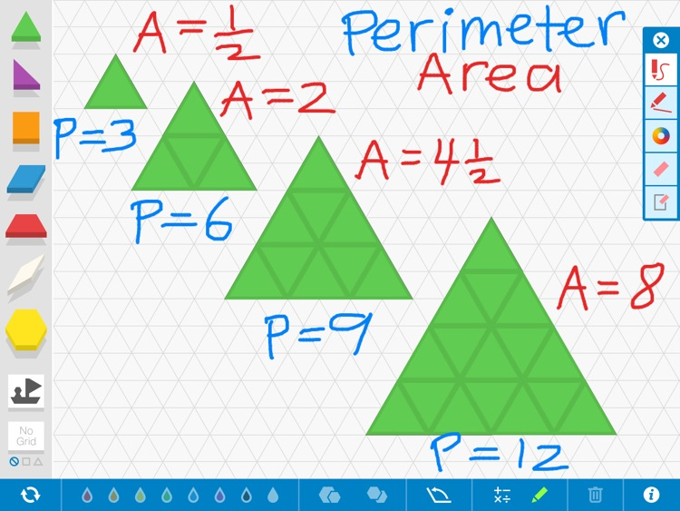 Pattern Shapes, by the Math Learning Center screenshot-4