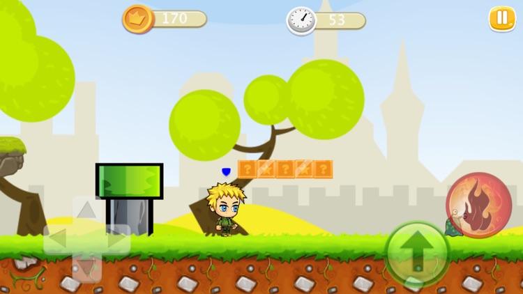 Ninja Boy For Naruto World screenshot-3