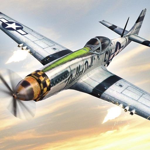 ралли военный самолет 3д . Plane Flight 2048