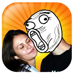 Troll Face Camera & Meme Creator: Rage Comic Maker