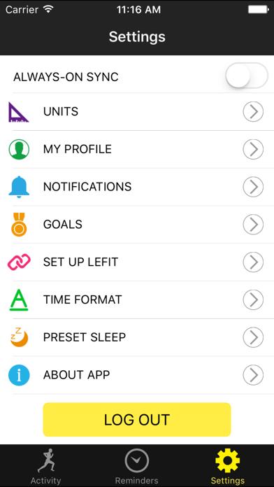 Sifit X1 screenshot three