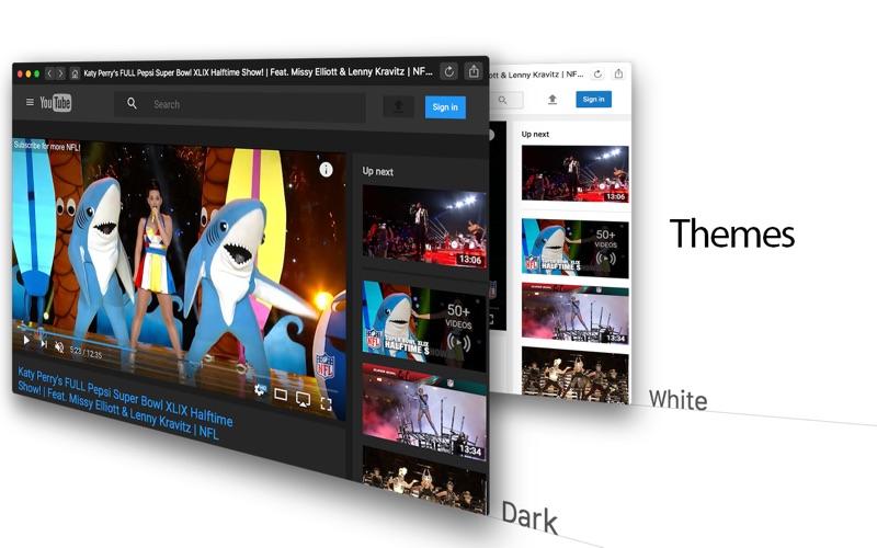 DeskApp for YouTube скриншот программы 2
