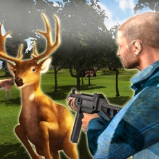 Activities of Wild Deer Hunt 2017 wilderness Sniper