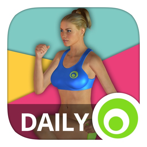 Daily Fitness Workouts - Lumowell Personal Trainer
