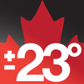 Atmosphrique Pro Canadian Weather From Ec app review