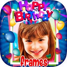 Birthday - Photo Frames