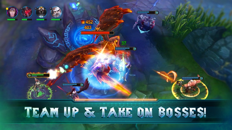 MOBA Legends screenshot-2