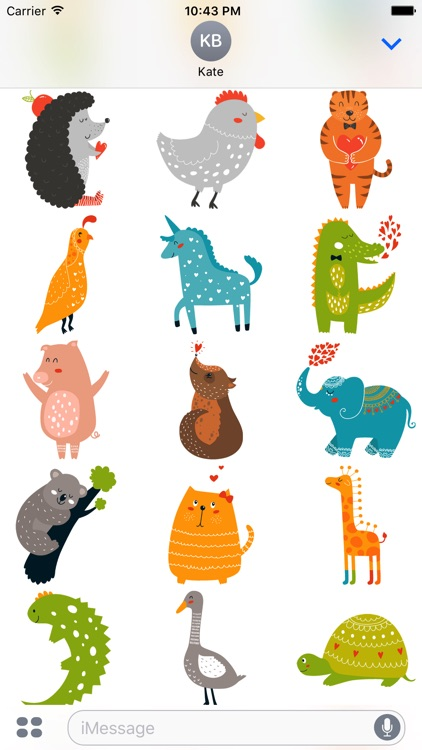 Cutsie Animals