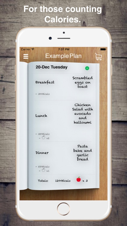 Meal Planner Pal