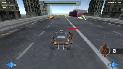 Zombie Road Mayhem screenshot two