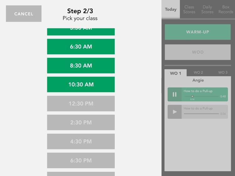 FitChalk Trainer App screenshot-3