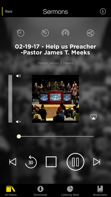 Salem Baptist Church of Chicago screenshot-3