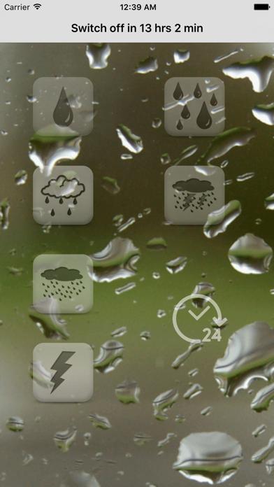 RAIN store screenshot 1